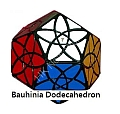 Bauhinia Dodecahedron at Tony Fisher's puzzle store