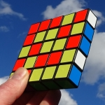 Tony Fisher's Impossible 1x5x5 Cuboid