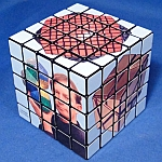 Tony Fisher 5x5x5 Picture Cube