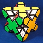 Tony Fisher's X Factor / Skewb Xtreme Puzzle