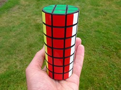 Tony Fisher's 3x3x7 Cylinder Puzzle