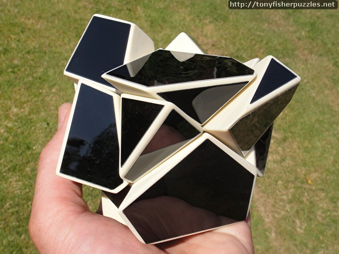 Tony Fisher's Golden Cube 2 Extreme? Puzzle