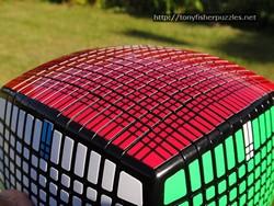 Tony Fisher's 28x28x28 Rubik's Cube Puzzle?
