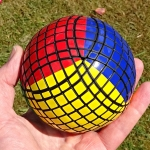 Tony Fisher's 9x9x9 Ball