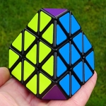 Tony Fisher's Truncated Master Pyraminx Puzzle