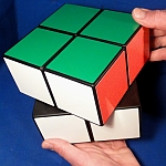Tony Fisher's 6 inch 2x2x2 Puzzle