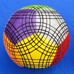 Tony Fisher's Petaminx Ball Puzzle