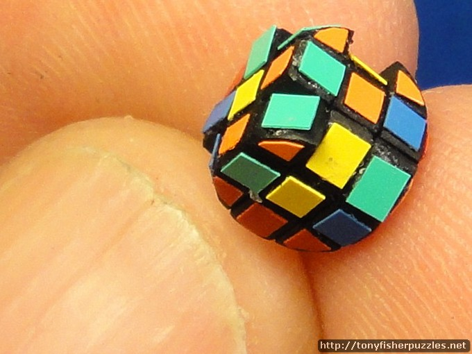 Tony Fisher's Subatomic Cylinder Cube